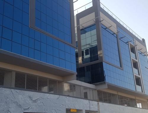 Residential Twin Buildings  – AL Warsan – For Sale