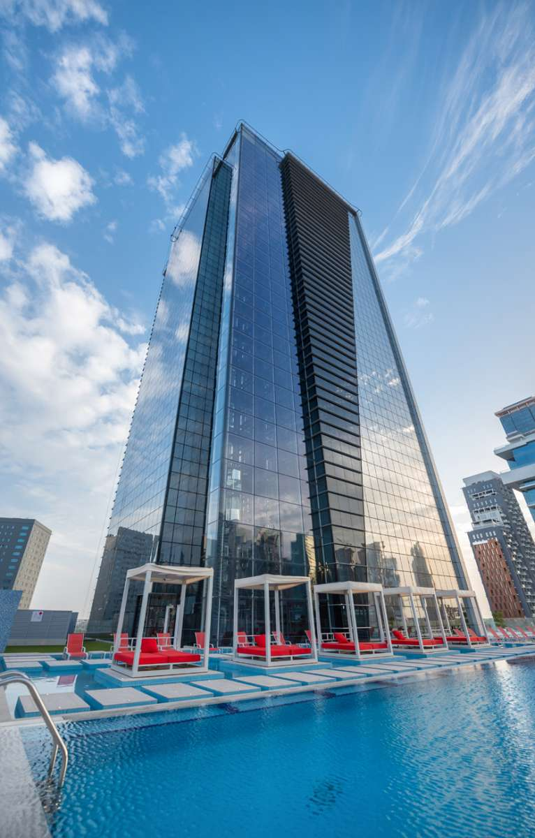 Luxury 5 Star Hotel in Business Bay